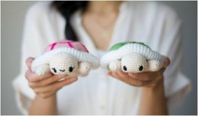 crochet turtle free pattern