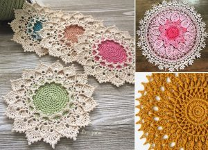 Lovely Lacy Doilies