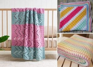 Starlight Baby Blanket Pattern