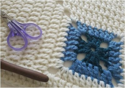 Great Crocheted Moogly CAL Square Free Pattern