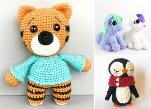 Sweet Crochet Amigurumi Ideas