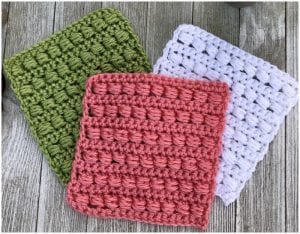 Super Easy Crocheted Bead Stitch with Free Pattern and Pics Tutorial