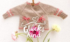 Glückskind Free Knitting Pattern