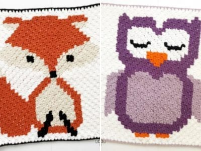 Animal Baby Blankets