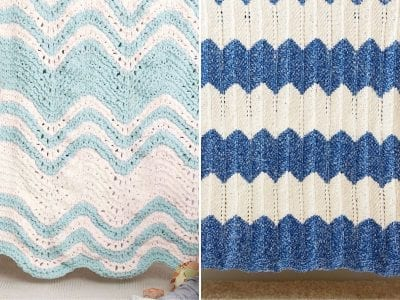 Bulky Knitted Blankets