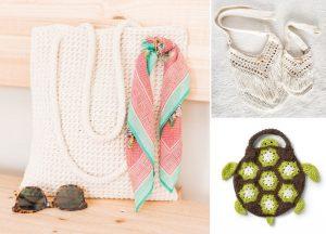 Blocks and Bags Crochet Ideas