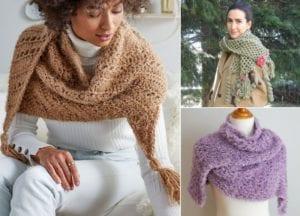Chunky Winter Accessories Free Crochet Pattern