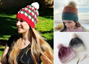 Fun Winter Hats For All Family