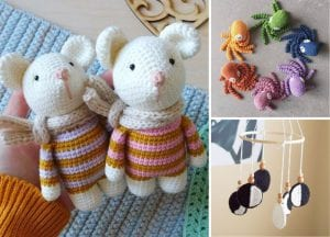 Gift Ideas For Babies Free Crochet Patterns